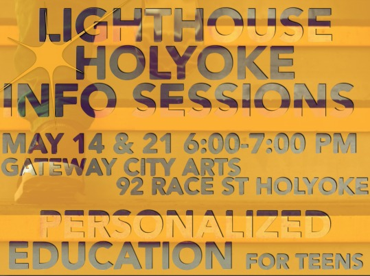 info sessions may 14 and may 21